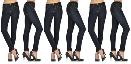 jegging aspect jeans